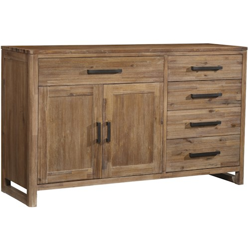 Cresent Fine Furniture Waverly Buffet Broyhill Of Denver