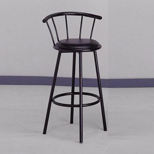 Crown Mark 4077 4077bk Swivel Stool Del Sol Furniture Bar Stool Phoenix Glendale Tempe