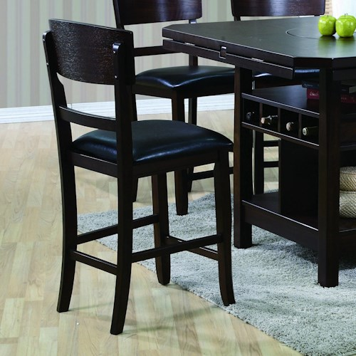 Crown Mark Conner 2849s 24 Chair Del Sol Furniture Bar Stool Phoenix Glendale Tempe
