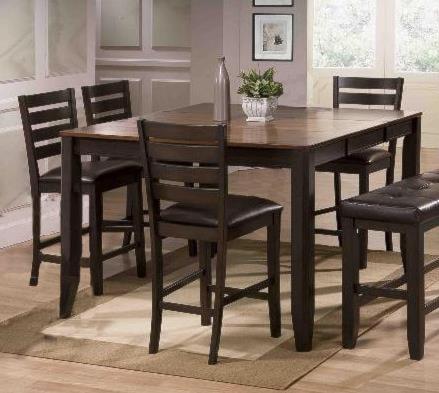 Crown Mark Elliott 5pc Dining Ivan Smith Furniture Dining Room Group