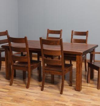 Daniel s Amish Westchester DA Dining Table