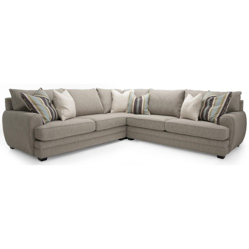 Decor-Rest 2421 Sectional Series Sectional