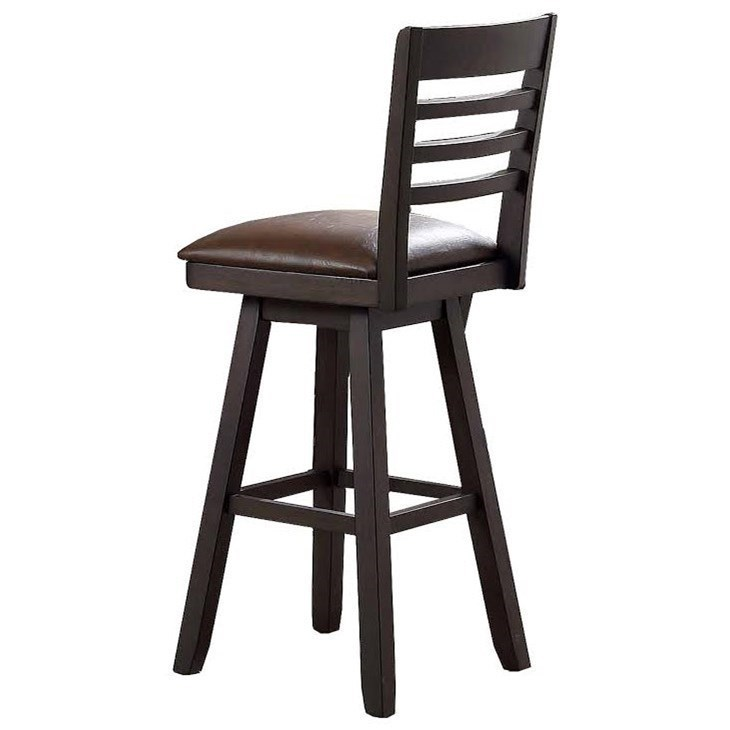 E C I Furniture Lexington Contemporary 30 Quot Swivel Stool