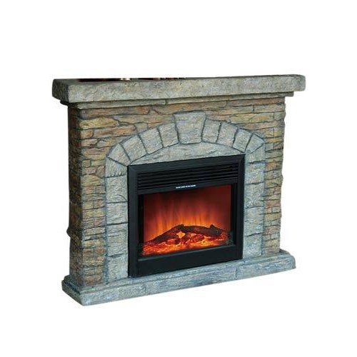 Elements International Avery Stone 45 Fireplace Ivan Smith Furniture Fireplace