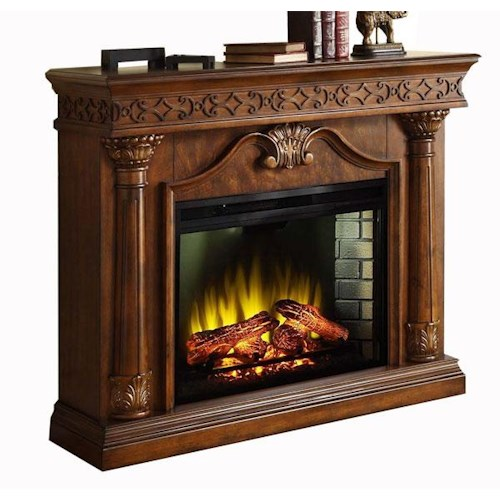 Elements International Olivia Fireplace 52 Ivan Smith Furniture Fireplace