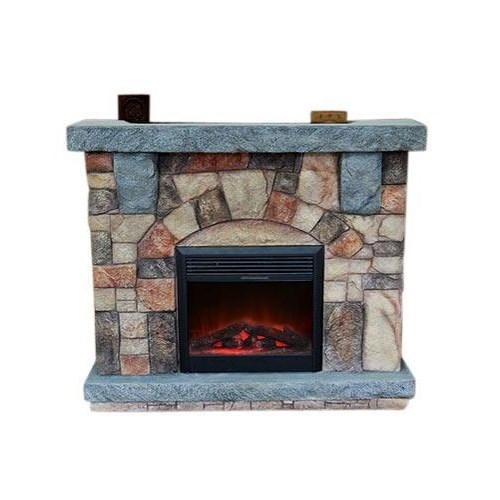 Elements International Stonecrest Fireplace 52 Ivan Smith Furniture Fireplace