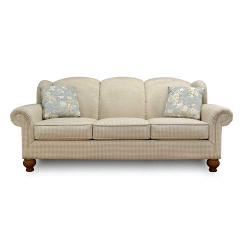 England Fairview Wing Back Sofa Furniture And Appliancemart Sofa Stevens Point Rhinelander