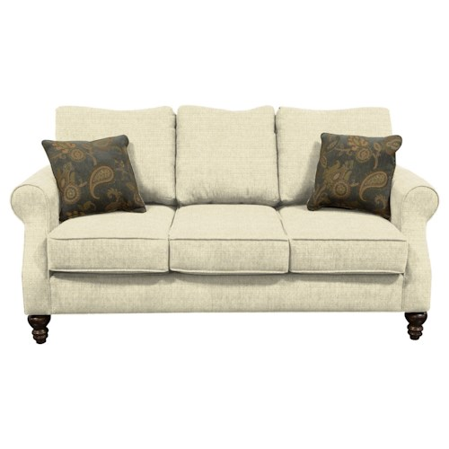 england brinson and jones small scale sofa with three