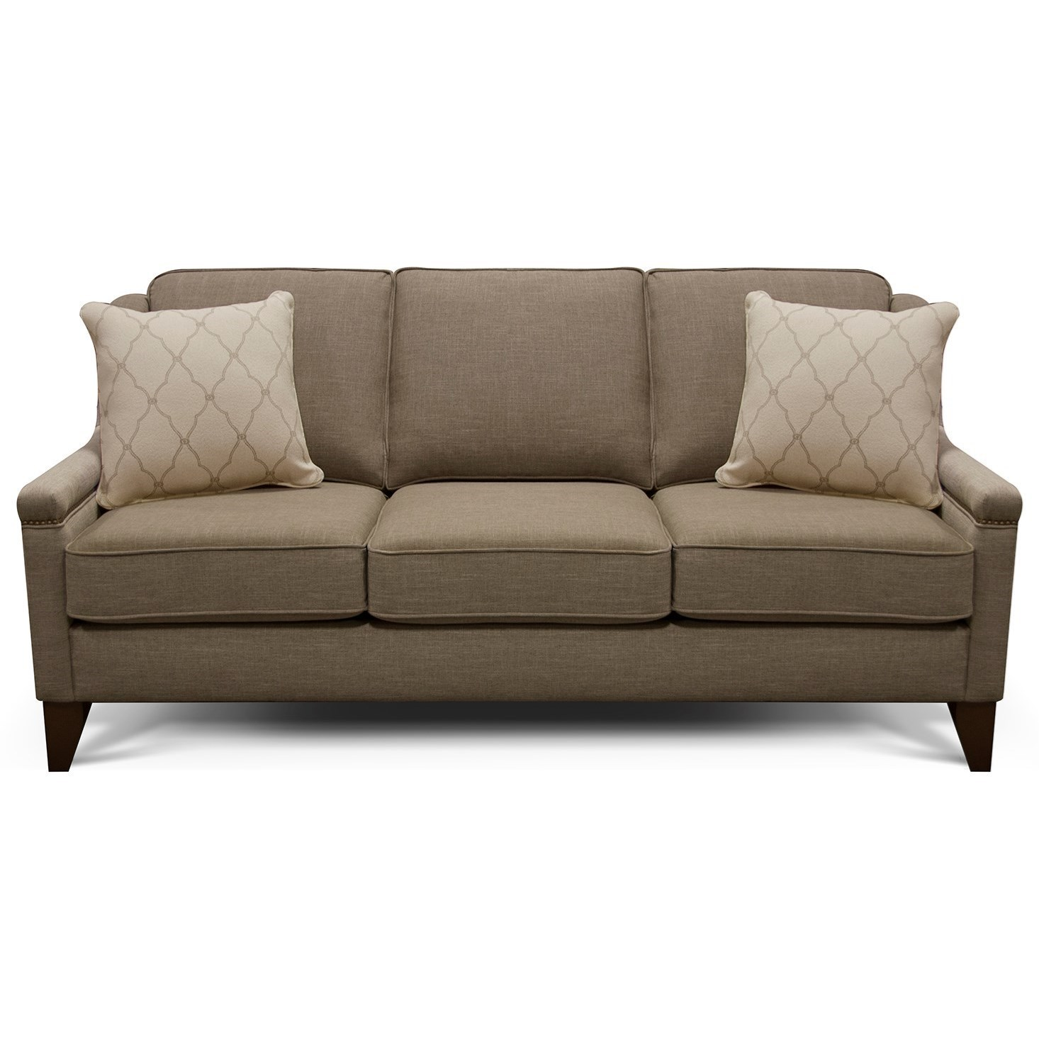 England Kendra Sofa with Contemporary Style Dunk
