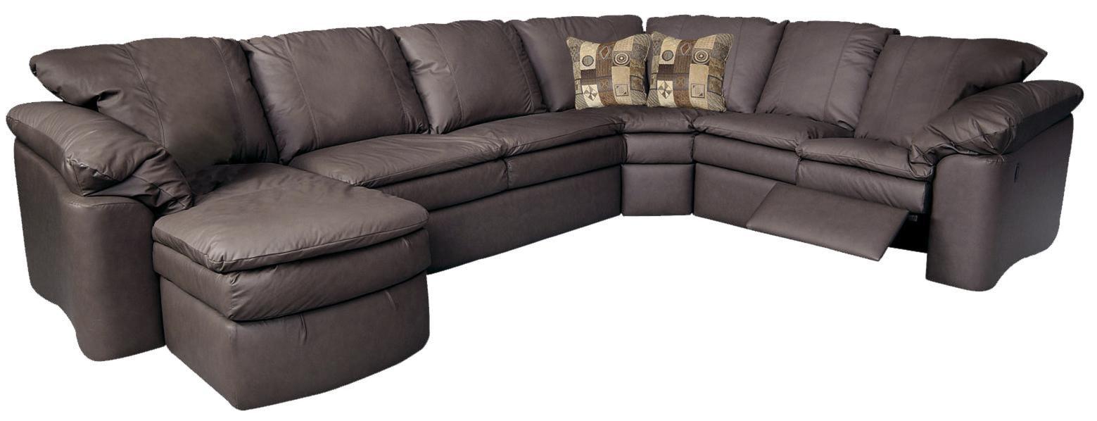 England Lackawanna Sectional Sofa Dunk Amp Bright