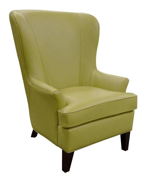 England Saylor Wing Chair with Contemporary Style