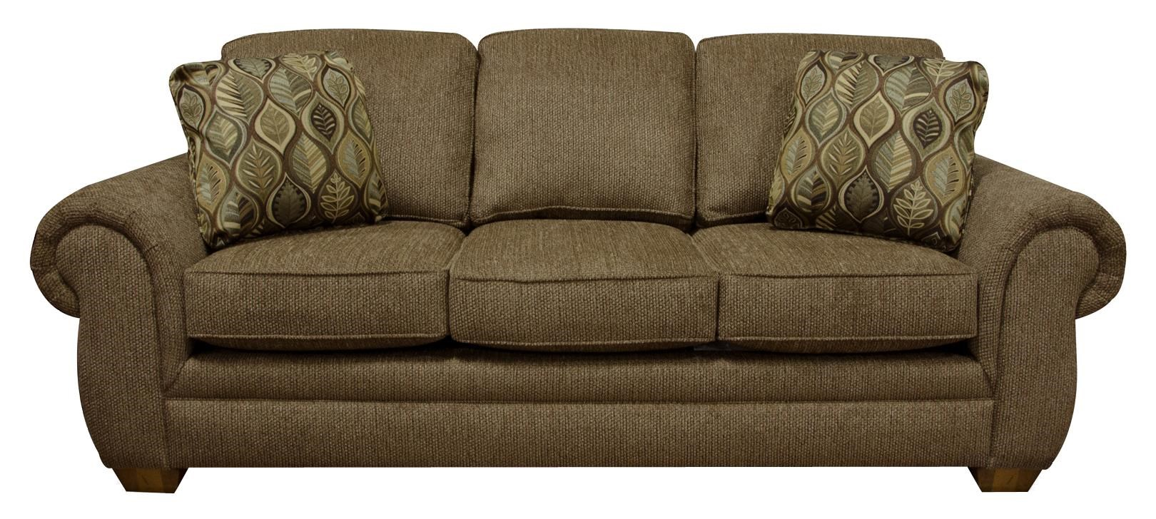 England Walters Sofa with Traditional Style Pilgrim