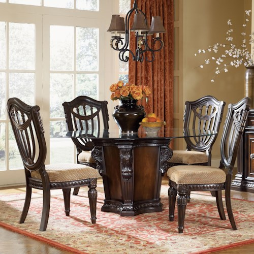 Anime Royal Dining Room: Fairmont Designs Grand Estates 5 Piece Dining Set