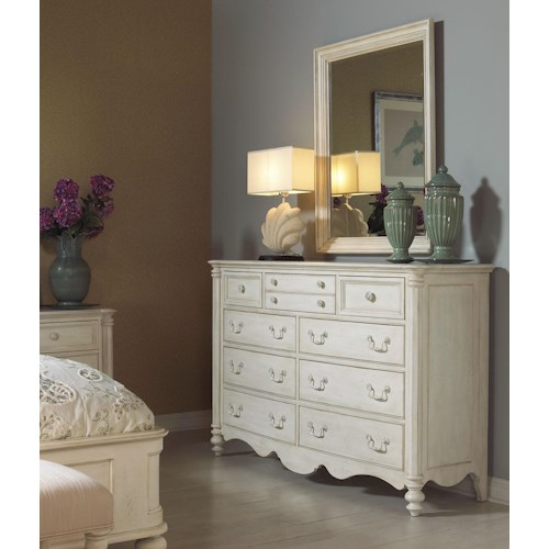 Fine Furniture Design Summer Home Elegant Dresser And Mirror Combo Design Interiors Dresser