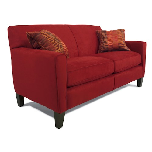 Flexsteel Digby 70 Sofa W Two Cushions Furniture And Appliancemart Sofas Stevens Point