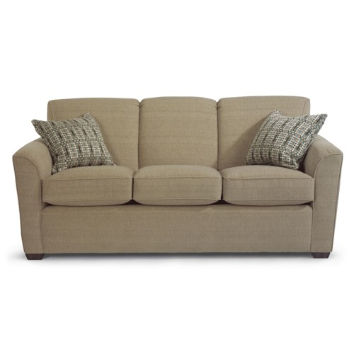 Flexsteel Lakewood 78 Lakewood Stationary Sofa Fashion Furniture Sofa Fresno Madera