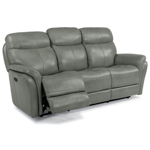 Flexsteel Latitudes Zoey Power Reclining Sofa With USB
