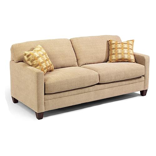 Flexsteel Serendipity Upholstered Queen Sofa Sleeper A1