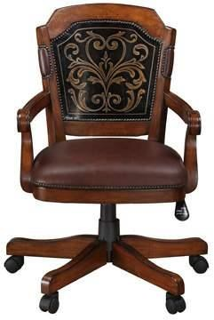 Home Home Office Furniture Executive Desk Chair Flexsteel Wynwood ...