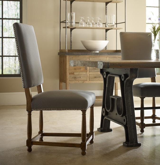 Four Hands Ashford Connor Dining Chair W Nailhead Trim