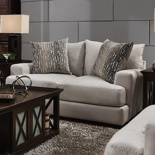 Loveseat Oslo By Franklin Wilcox Furniture Love Seats Corpus Christi Kingsville Calallen