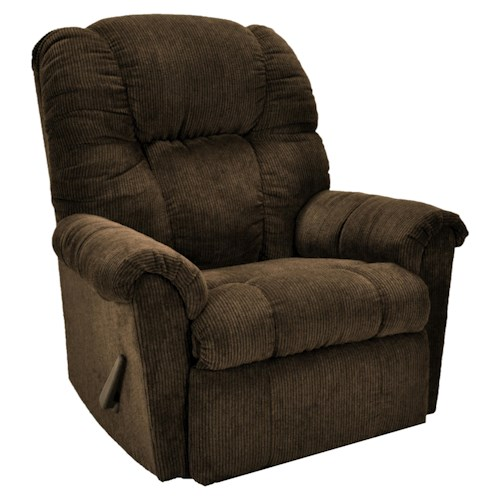 Franklin rocker recliners chaise rocker recliner moore 39 s for Chaise x rocker