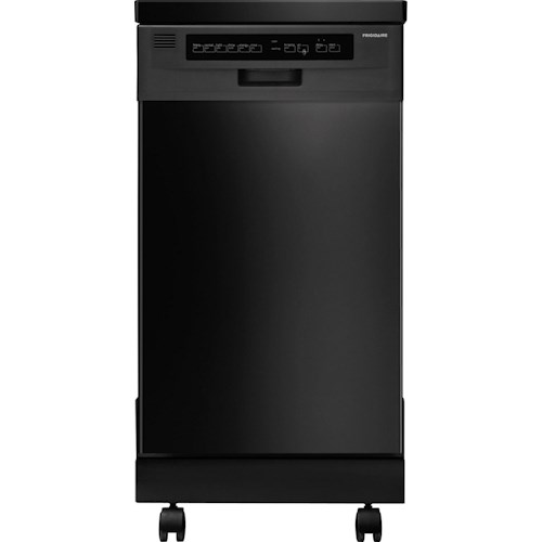Frigidaire Energy Star 18 Portable Dishwasher With Stainless Steel Interior Colder 39 S