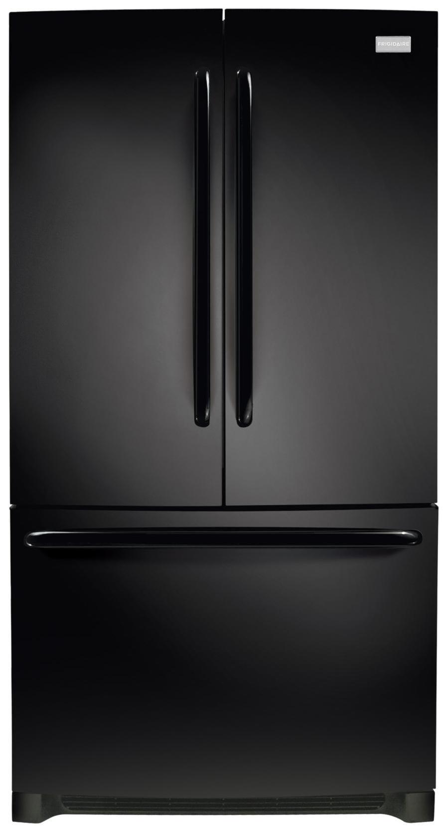 Frigidaire ENERGY STARu00ae 27.8 Cu. Ft. French Door Refrigerator with Adjustable Interior Storage ...