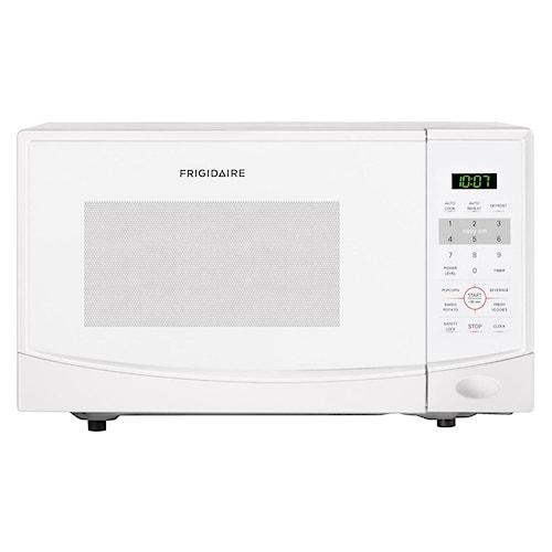 Countertop Microwave Measurements : ... Microwaves - Countertop Frigidaire Microwaves 0.9 Cu. Ft. Countertop