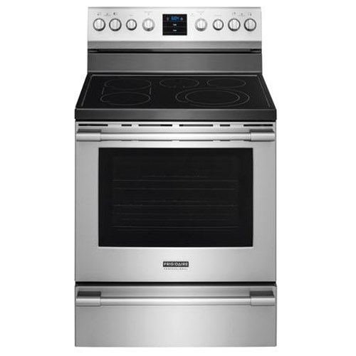Professional Electric Stoves And Ovens For The Home ~ Frigidaire fpef qfprofessional quot freestanding