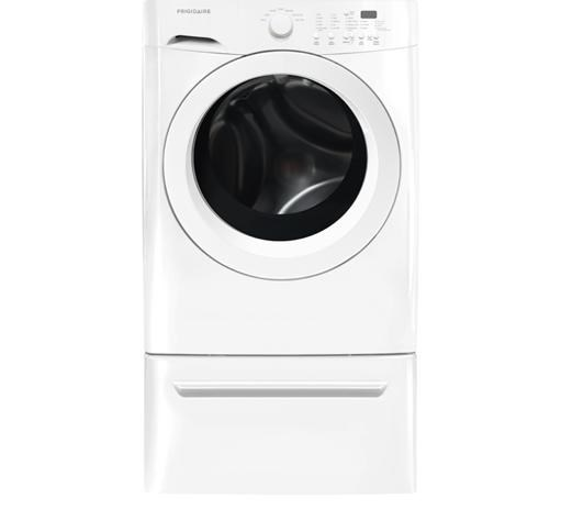Frigidaire ENERGY STARu00ae 3.9 Cu.Ft Front Load Washer - Furniture and ApplianceMart - Washers ...