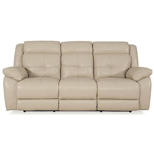 Burke Power Reclining Leather Sofa Walker 39 S Furniture Reclining Sofas Spokane Kennewick