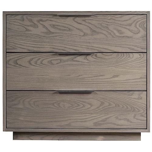 Greenbrier Dartmoor Three Drawer Dresser With Soft Close