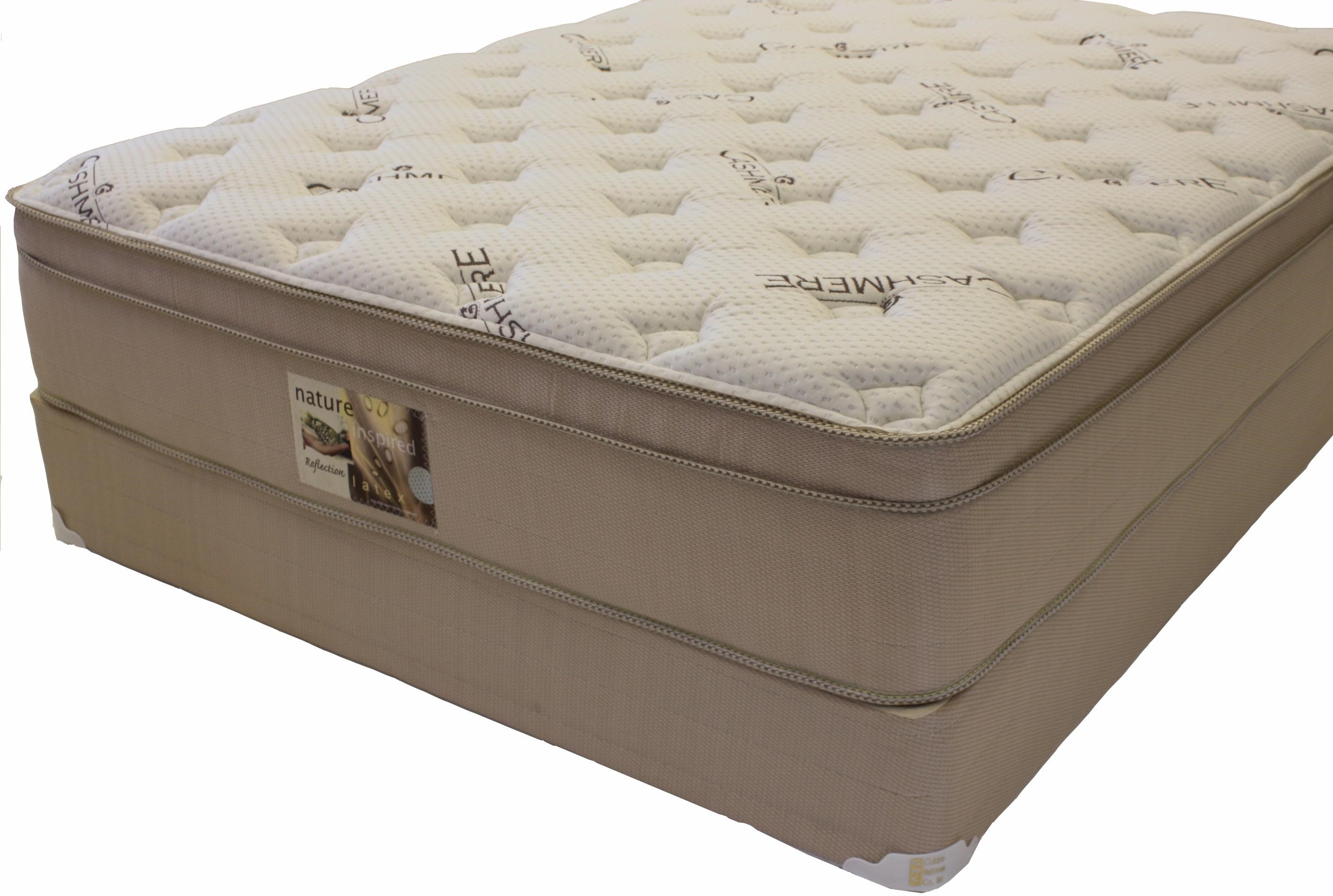 Golden Mattress Company Reflection Latex King Euro Top