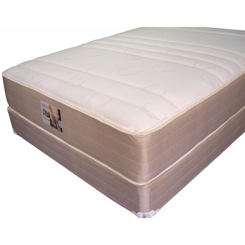 Golden mattress company reflection latex king plush for Which mattress company is the best