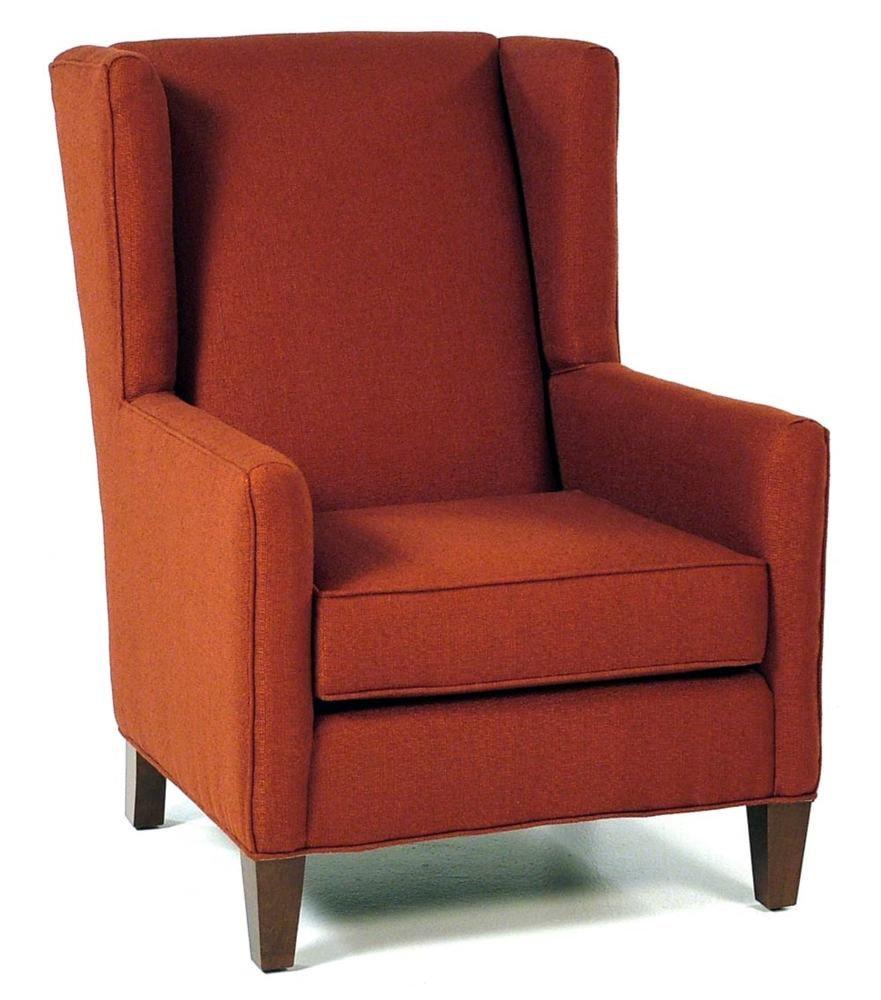 Hallagan Furniture Pembroke Wing Chair Rotmans Wing