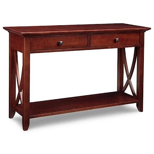sofa table toronto handstone florence sofa table stoney creek furniture