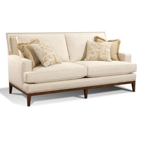 Harden Furniture Artisan Upholstery Sofa Dunk Bright