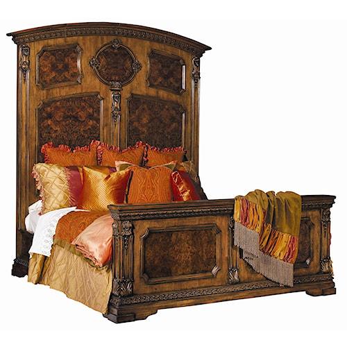 henredon castellina avignon king bed sprintz furniture