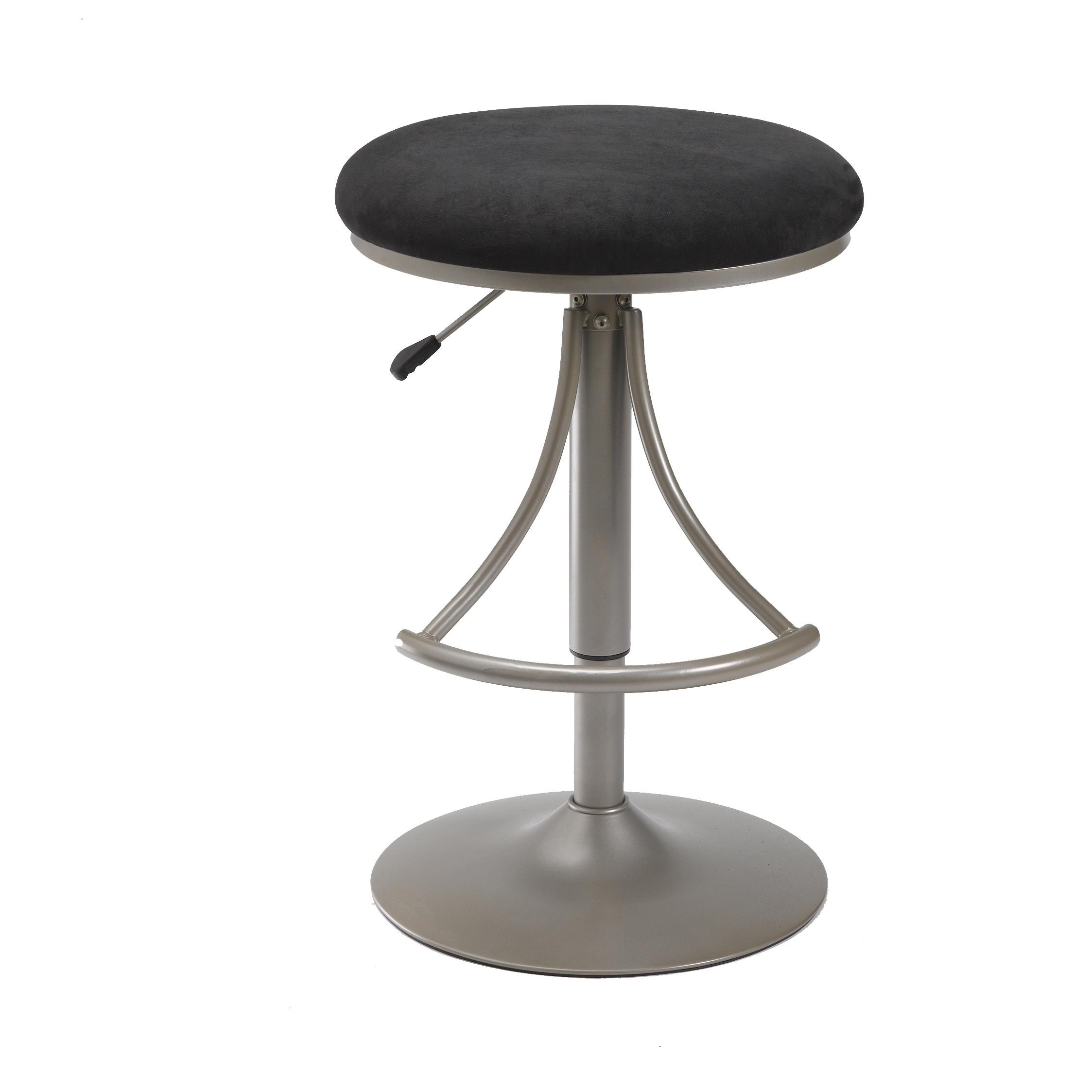 Hillsdale Backless Bar Stools Venus Backless Swivel Bar