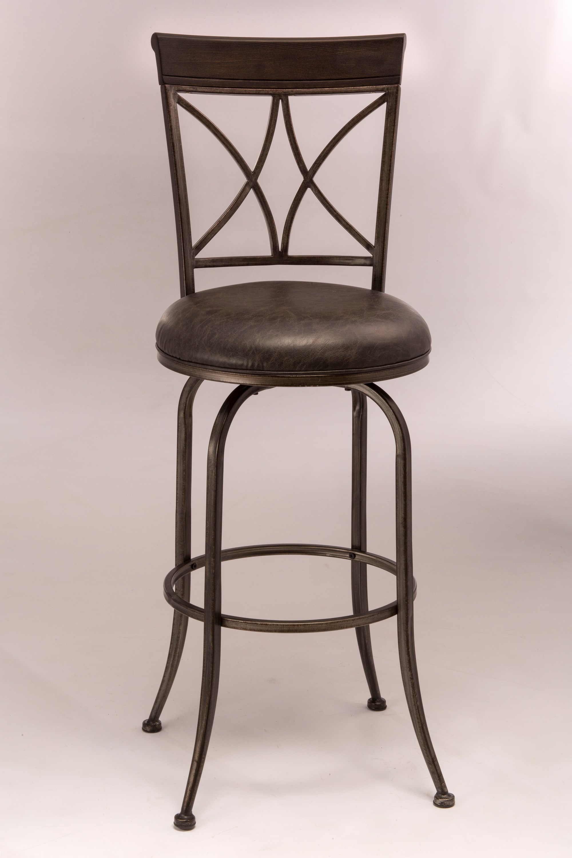 Hillsdale Metal Stools Metal Swivel Counter Height Stool  : bar20stools5772 826 b1jpgscalebothampwidth500ampheight500ampfsharpen25ampdown from www.godbyhomefurnishings.com size 500 x 500 jpeg 24kB