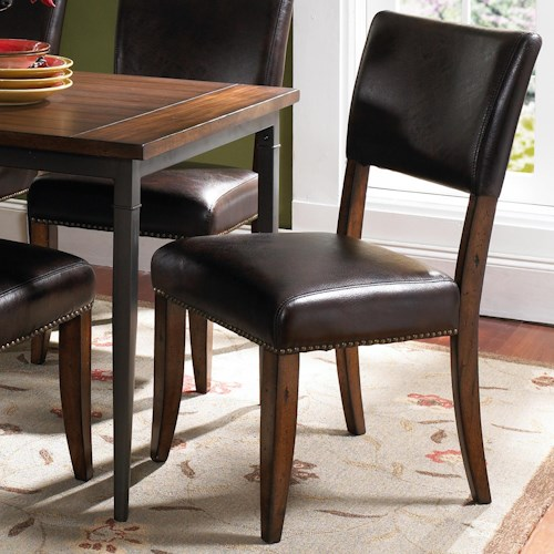 Hillsdale Cameron Parson Dining Side Chair Olinde 39 S Furniture Dining