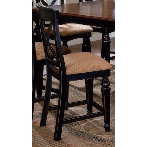 Northern Heights Non Swivel Counter Stool Rotmans Bar Stool Worcester Boston Ma
