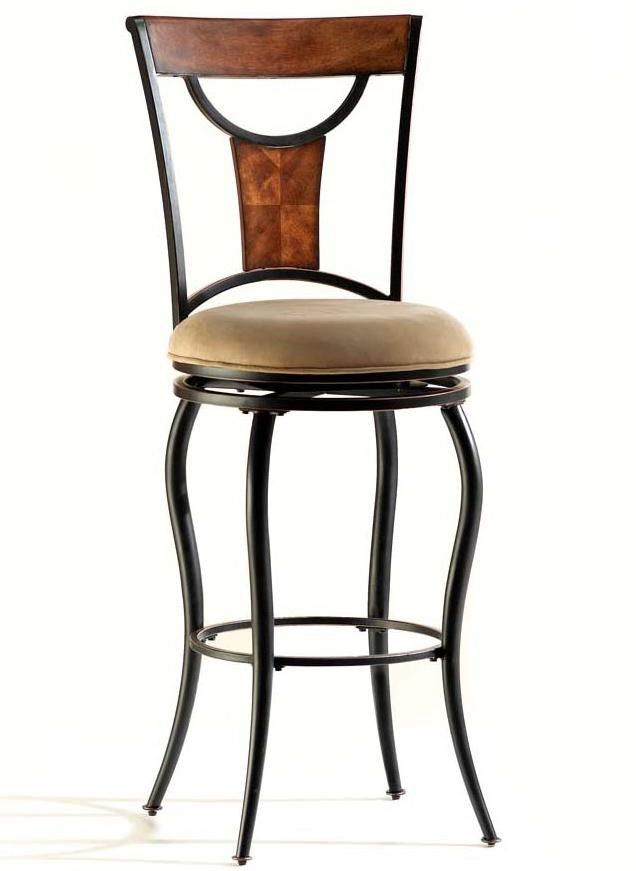 Hillsdale Pacifico 26quot Counter Swivel Stool Godby Home  : pacifico4137 826 bjpgscalebothampwidth500ampheight500ampfsharpen25ampdown from www.godbyhomefurnishings.com size 500 x 500 jpeg 25kB