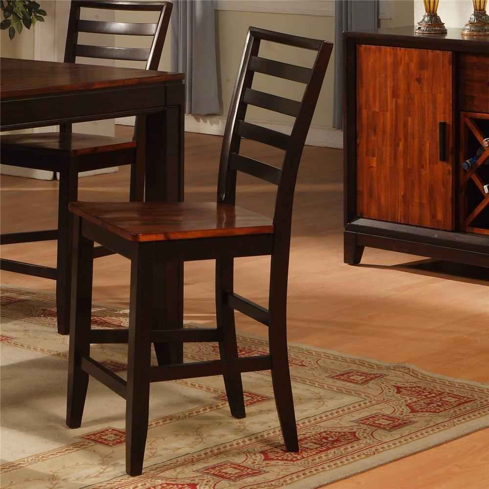 Holland House Adaptable Dining Counter Chair Godby Home