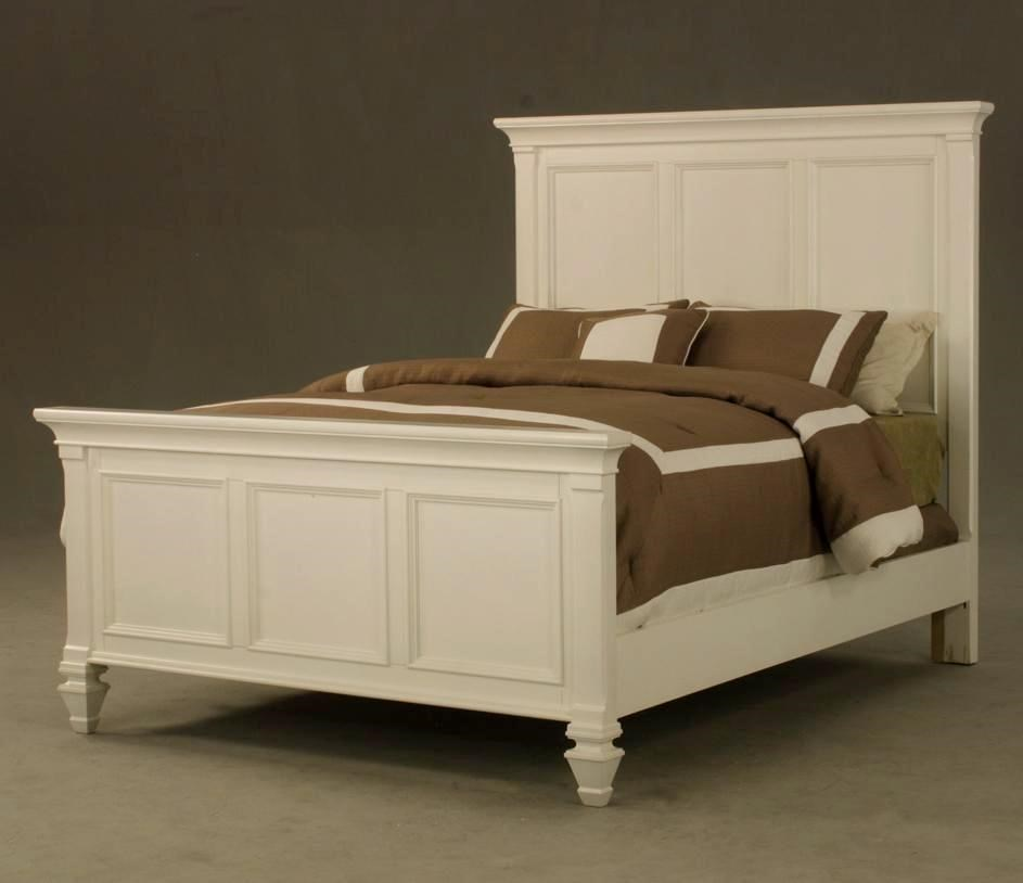 Holland House Summer Breeze Queen Panel Bed Godby Home