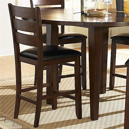 Homelegance 586 586 24 Counter Height Chair Del Sol Furniture Bar Stool Phoenix Glendale