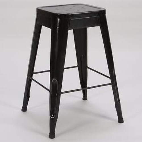 Homelegance Amara Contemporary 24 Metal Bar Stool Value City Furniture Bar Stools