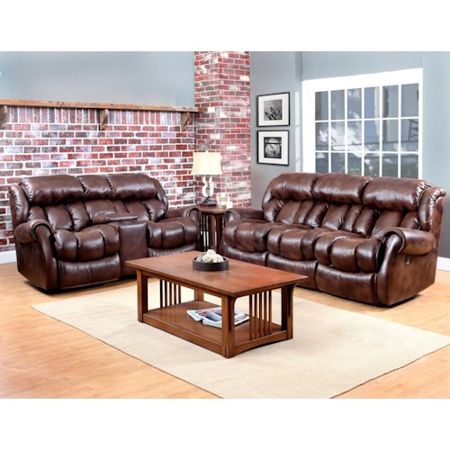 Homestretch Cody Sofa And Loveseat Royal Furniture Reclining Living Room Groups Memphis
