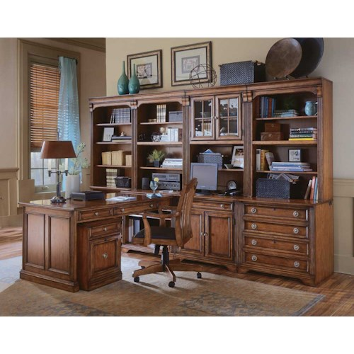 Sofa King Snl Transcript: Hooker Furniture Brookhaven Modular Office Collection